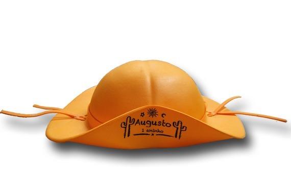 Chapéu Cangaceiro Lampião Eva Personalizado 50 Unidades - R  375 5da1d79270e