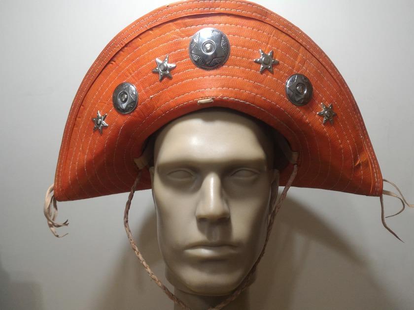 6a8dc43a56505 chapéu cangaceiro luiz gonzaga couro oferta. Carregando zoom.