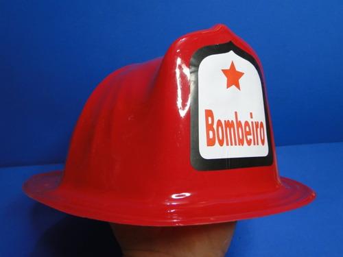chapeu   capacete   vermelho   bombeiro   festas