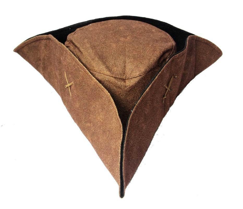 46a5845827a5c chapéu capitão jack sparrow piratas caribe cosplay. Carregando zoom.