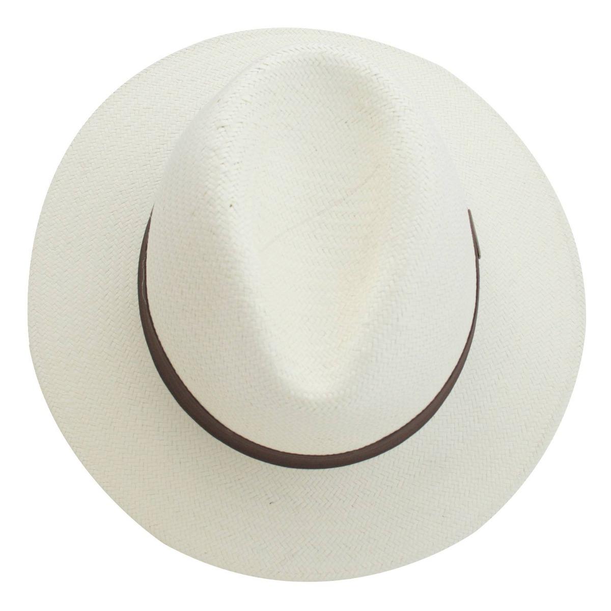 9b79379d78a59 chapéu casual shantung fita marrom-marfim-tamanho 56. Carregando zoom.