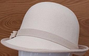 chapéu clochê nice roxo