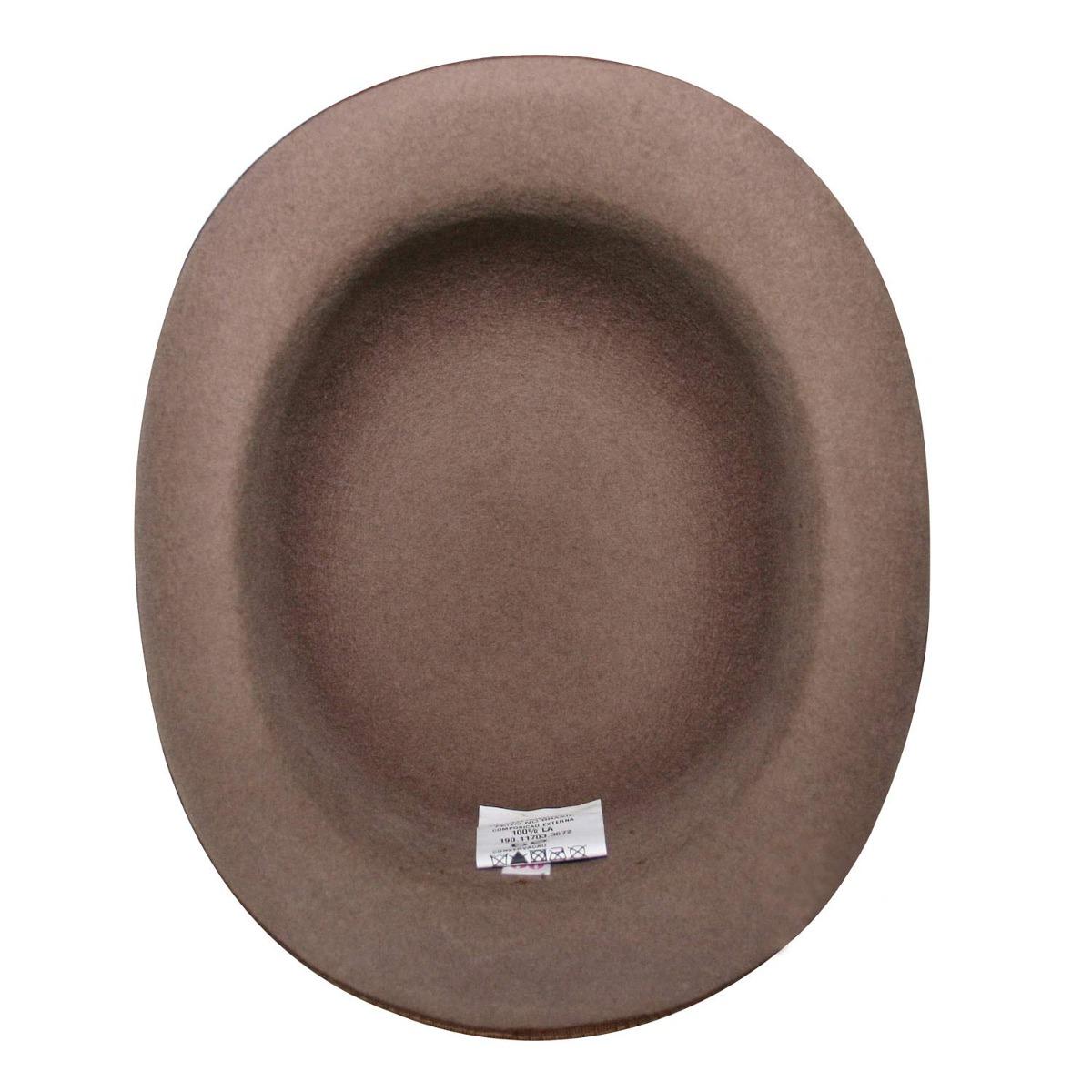 chapéu coco chaplin -castor-tamanho 60. Carregando zoom. 18d8d7f5113