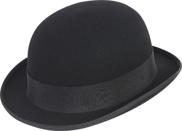 Chapéu Coco Chaplin Soft Pralana Nº 60 - R  175 5356b8454e2