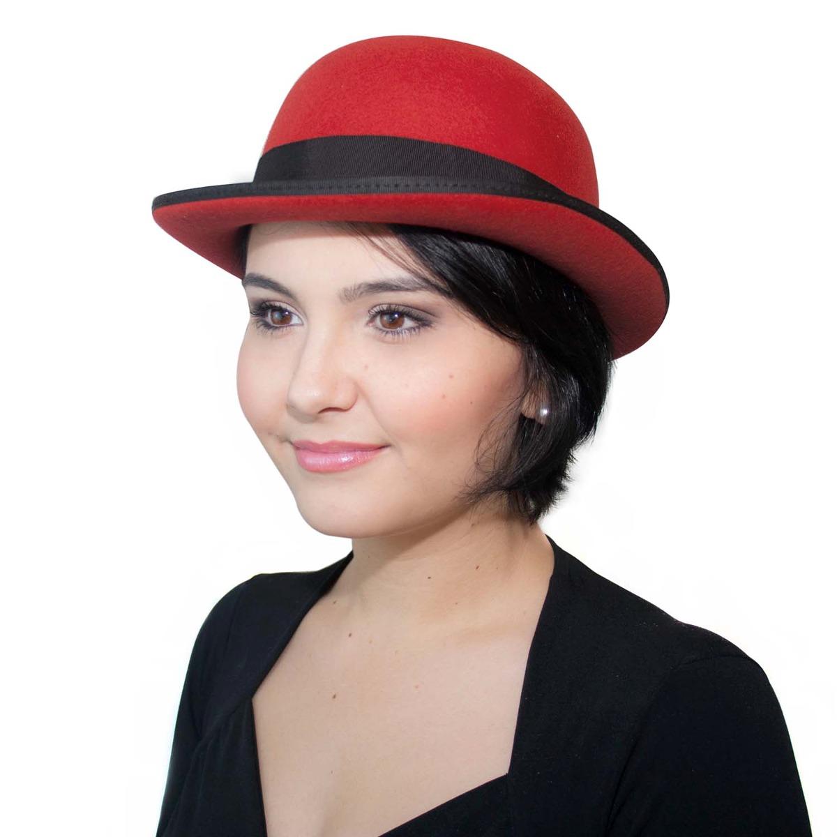 1c260aa565965 chapéu coco chaplin -vermelho-tamanho 62. Carregando zoom.