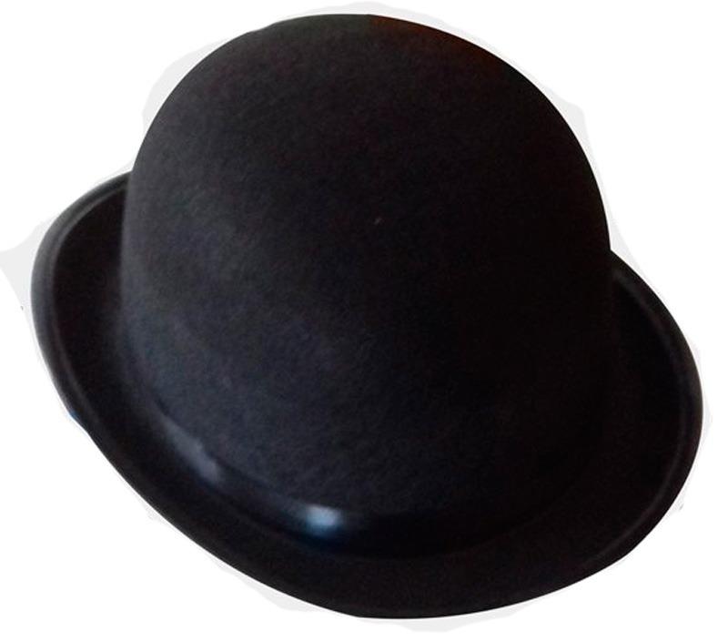 7b9d80543b712 chapéu coquinho feltro - charles chaplin. Carregando zoom.