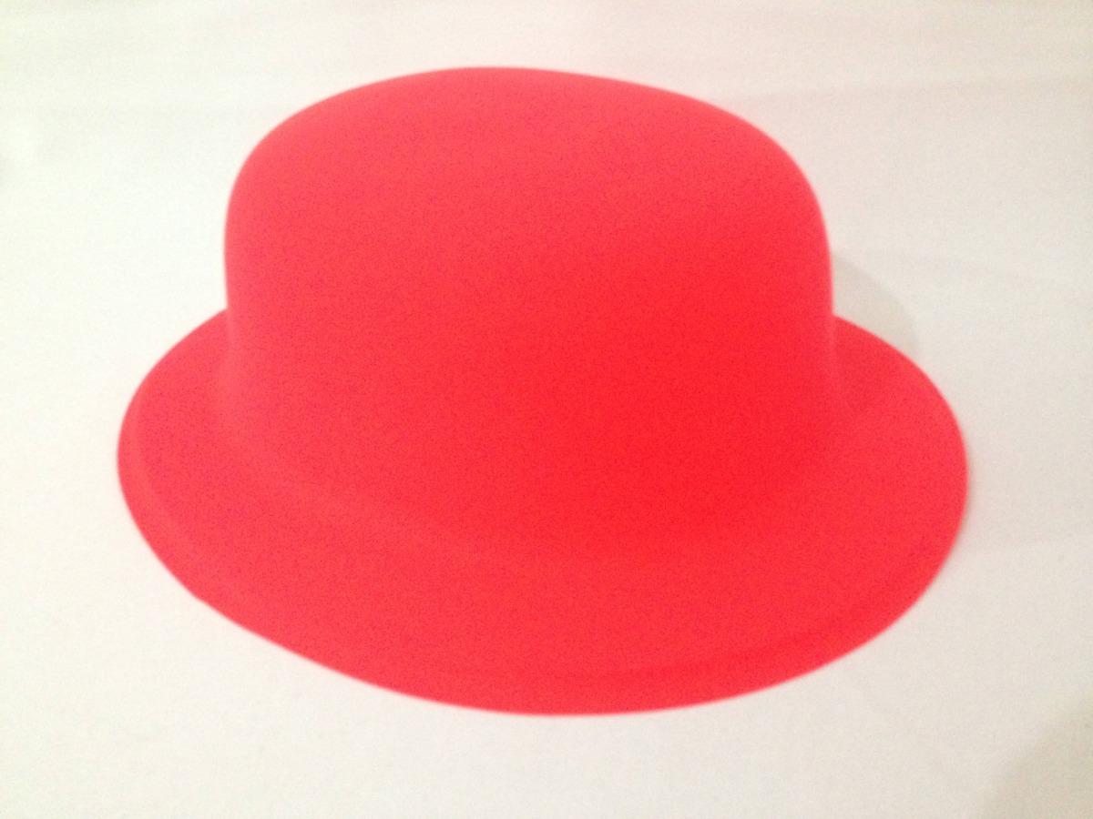 1c4cd90687 Chapéu Coquinho Neon - Vermelho - R$ 12,13 em Mercado Livre