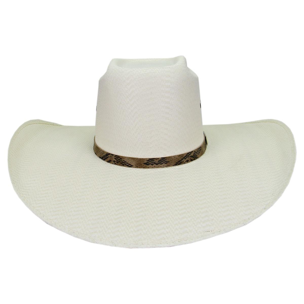 e7e91ea7ae179 Chapéu Country Aba 12 Cowboy Barretos Balada Sertanejo + Nf - R  159 ...