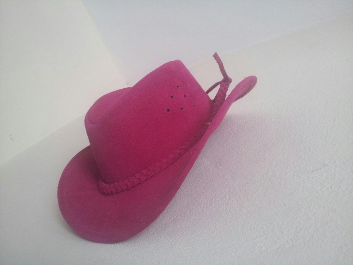 chapéu country boaideiro infantil feminino rosa pink. Carregando zoom. d1906994bde