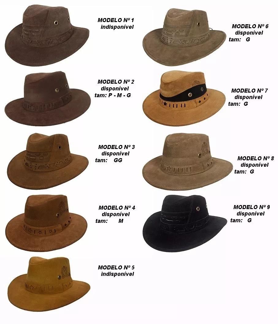 chapéu country boiadeiro cowboy masculino feminino couro. Carregando zoom. c1821032ac4