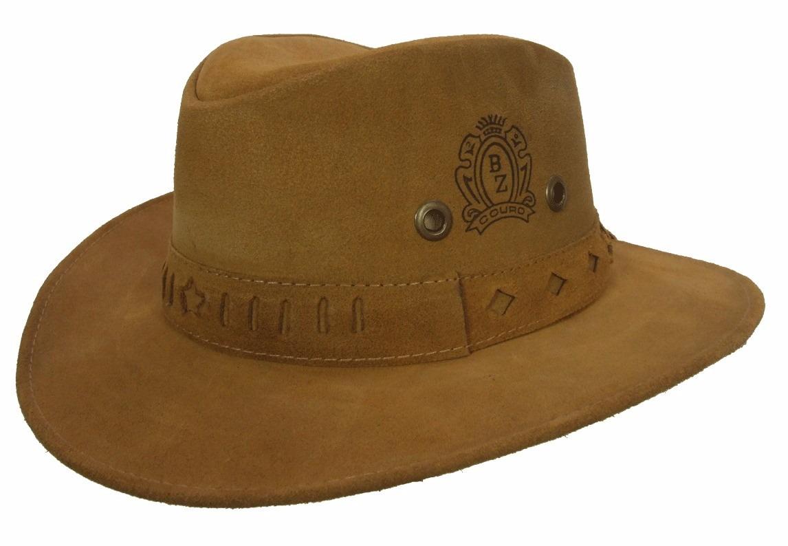 chapéu country boiadeiro cowboy unissex couro ref 237. Carregando zoom. 6ef89beeb97