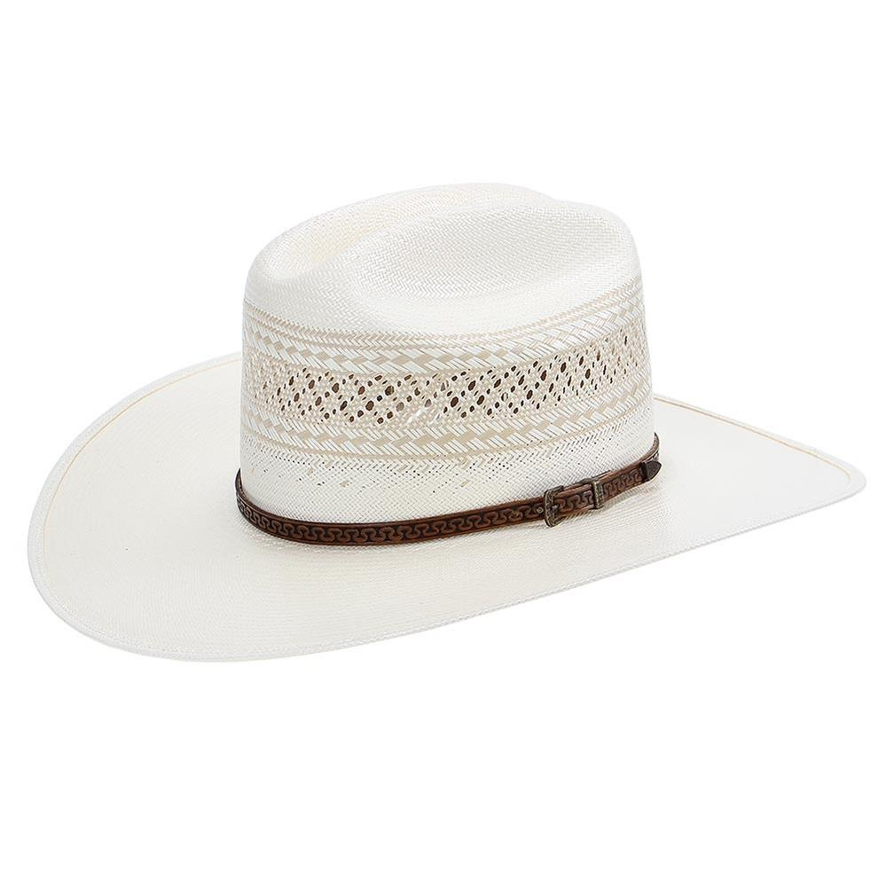 chapéu country de palha shantung 20x ventilada texas diamond. Carregando  zoom. 28818dd7c3d