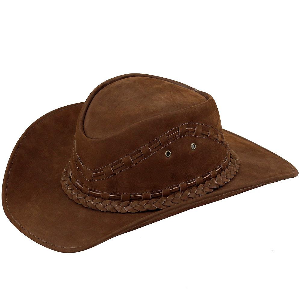 chapeu country masculino americano couro marrom café rodeio. Carregando  zoom. 8b8fbcc5d13