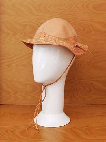 chapéu couro estilo cangaceiro alta qualidade frete grátis