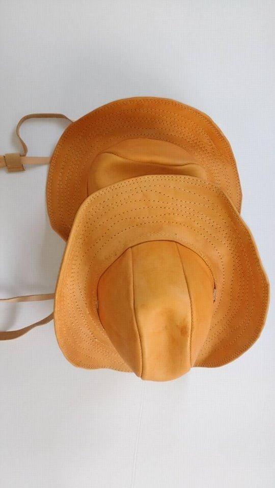 5eb3040b69c1a chapéu couro legitimo boiadeiro country cowboy texano. Carregando zoom.
