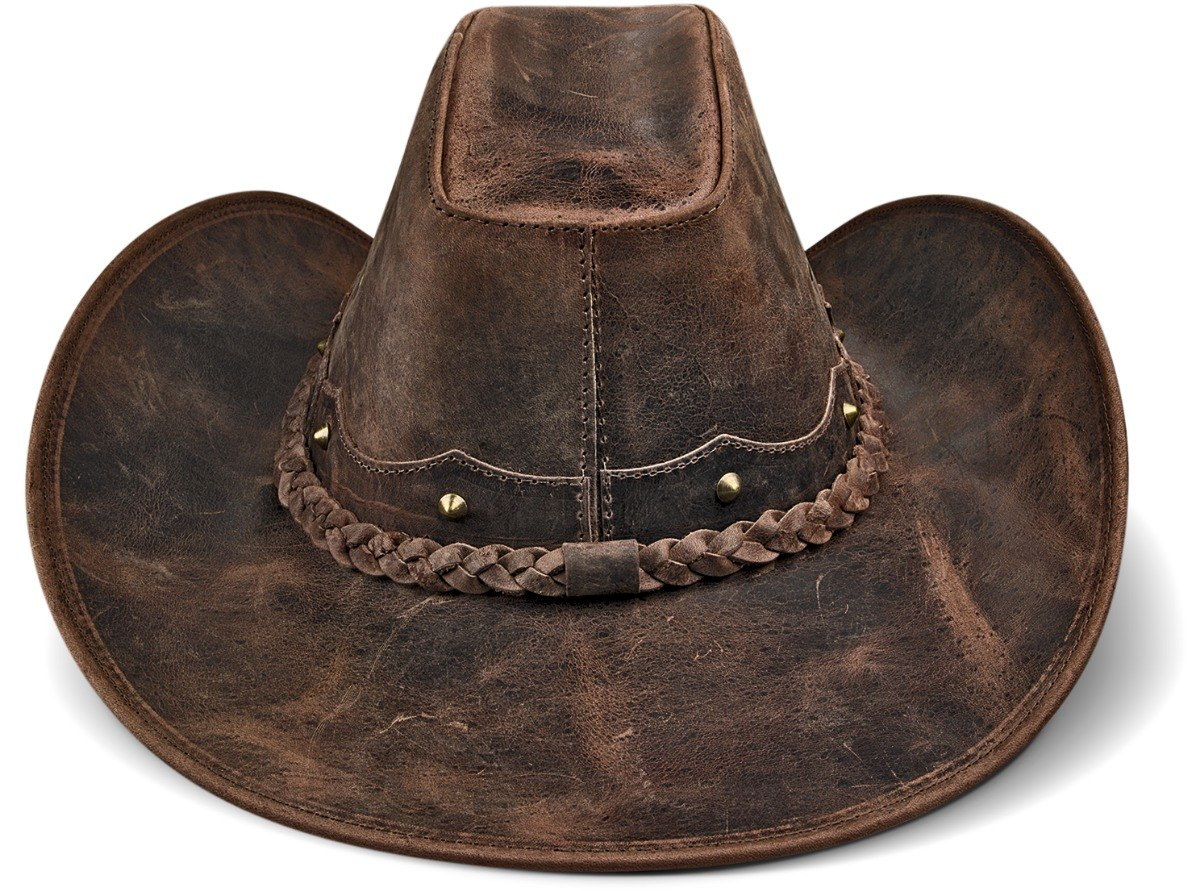 chapeu couro masculino country texano americano rodeio luxo. Carregando  zoom. a37d8c15a53