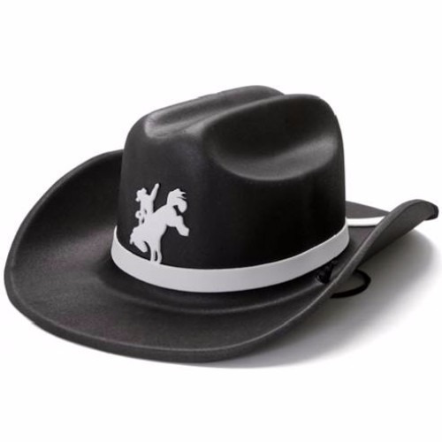 Chapéu Cowboy Eva - 10 Unidades - R  25 f043965adf0