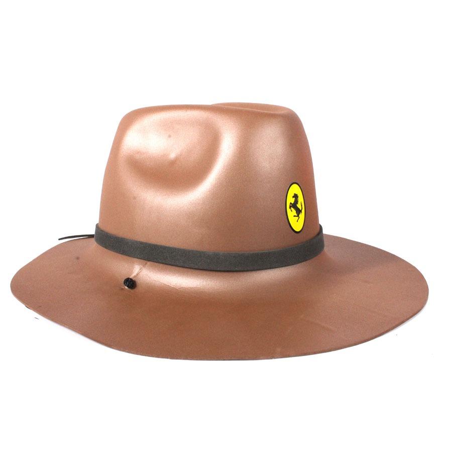 Chapéu Cowboy Eva Adulto - Cores Sortidas Melhor Preço! - R  11 79a9860deb9