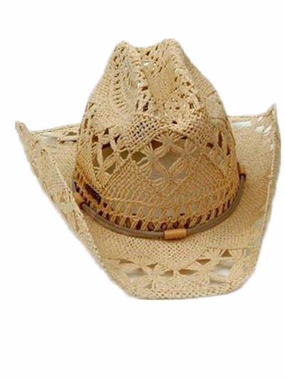 d91c052afae2a Chapéu Cowtryn Cowboy Feminino Praia Ou Festa E Roteio! - R  27