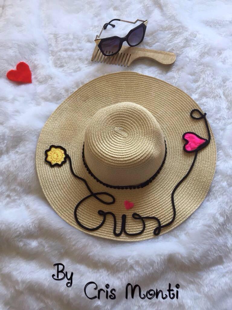 chapéu customizado personalizado com nome ou palavra. Carregando zoom. 4486fc7d121
