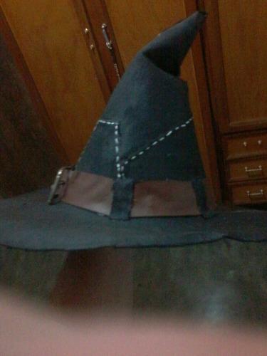 chapéu de bruxa halloween festa fantasia terror