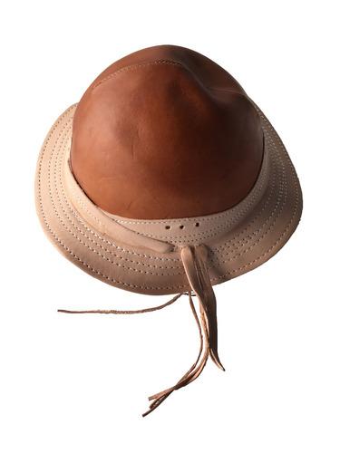 chapéu de cangaceiro promoção couro legitimo original baiano