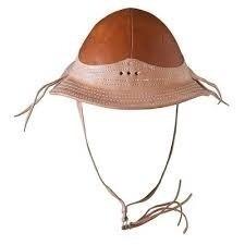 chapéu de couro cangaceiro,  bz couro