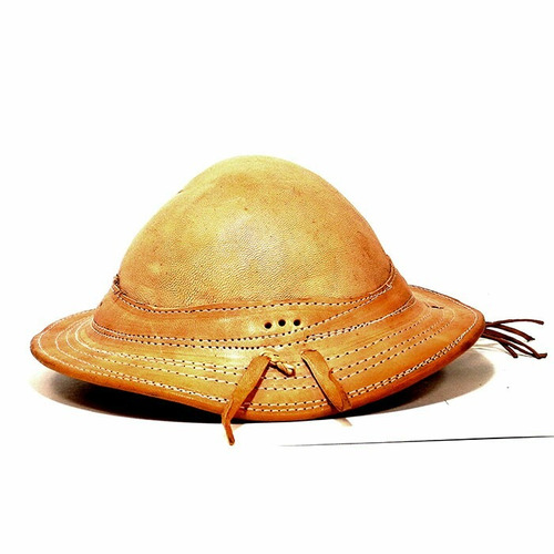 chapéu de couro cangaceiros frente grátis