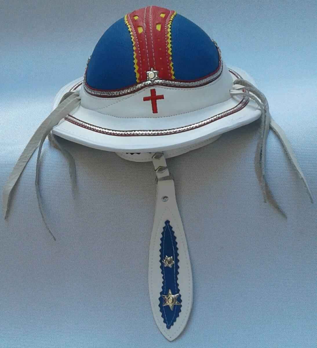 chapéu de couro dominguinhos - original do pernambuco. Carregando zoom. 5dad7e5b8d4