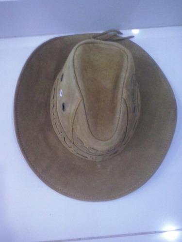 chapeu de couro tam(m) = 58