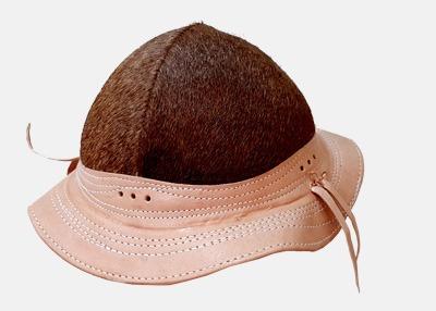chapéu de couro vaqueiro/cangaceiro