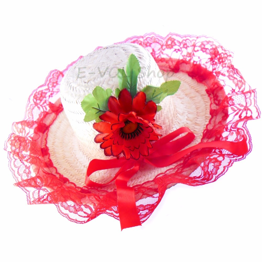cce47bcff9 chapéu de festa feminino country junino caipira palha junina. Carregando  zoom.