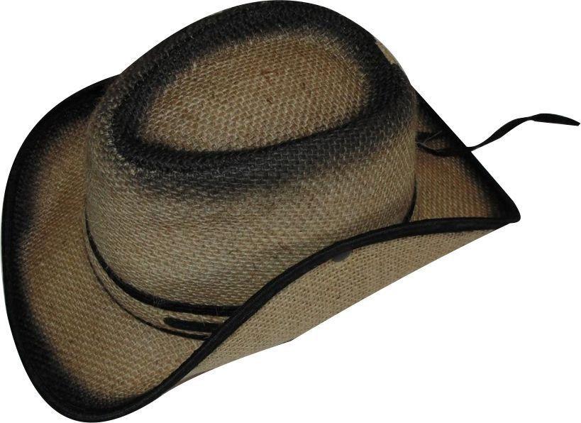 a50f9e88b58a5 chapéu de juta com forro estilo rodeio unissex. Carregando zoom.