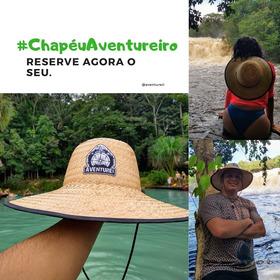 Chapéu De Palha Aventureiro