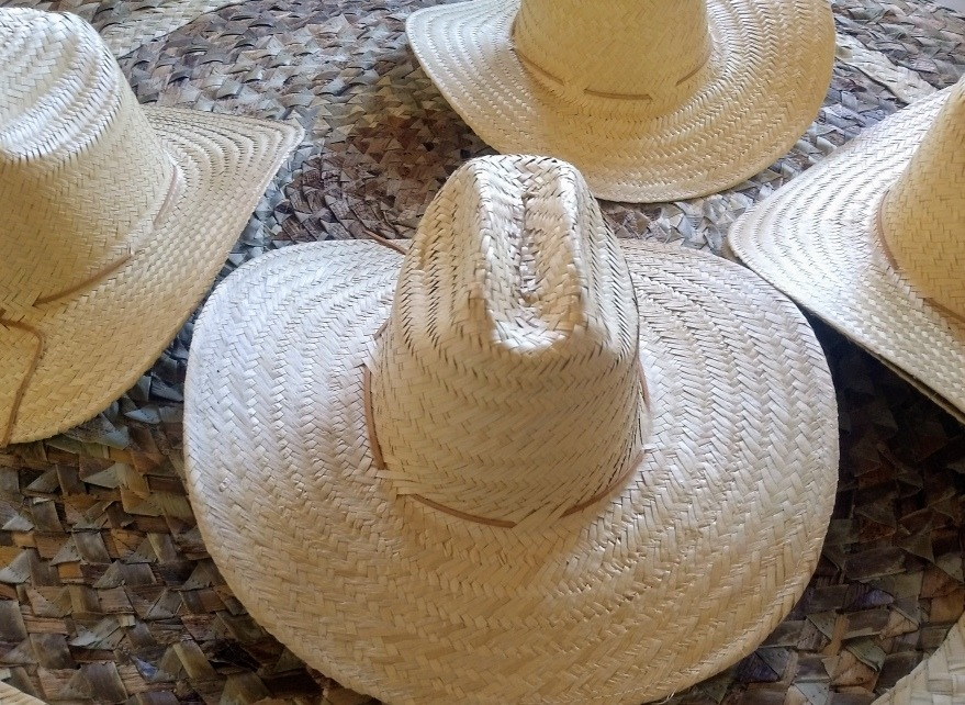 0966f54ecff4c chapeu de palha cowboy rodeio country atacado 10 unidades. Carregando zoom.