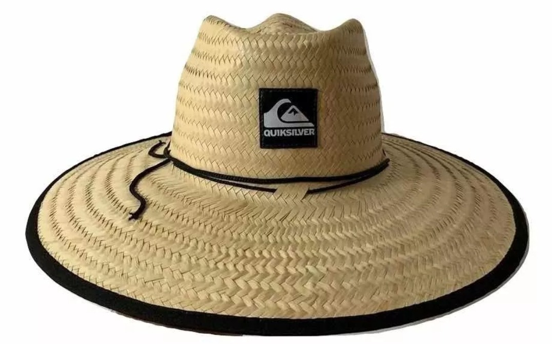 chapéu de palha quiksilver pierside. Carregando zoom. b7029074f0f