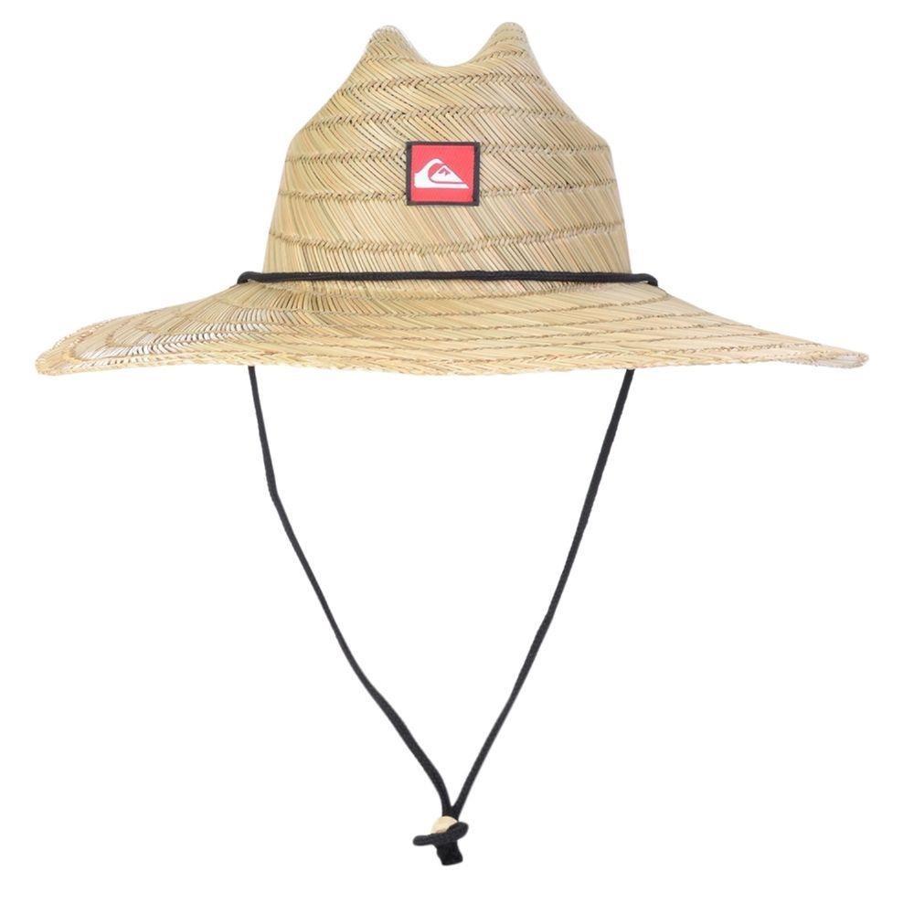 chapéu de palha quiksilver pierside original (com nota). Carregando zoom. d4f94cf8002