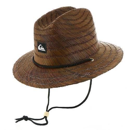 Chapéu De Palha Quiksilver Pierside Slim Importado - R  199 8e50359f04d