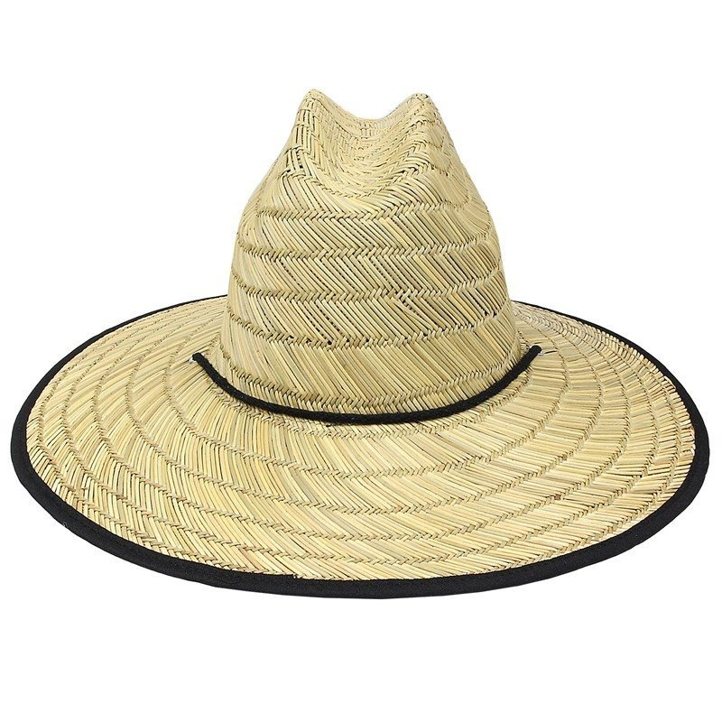 Chapéu De Palha Rusty Lifeguard Natural - R  169,90 em Mercado Livre 45385cb8fd
