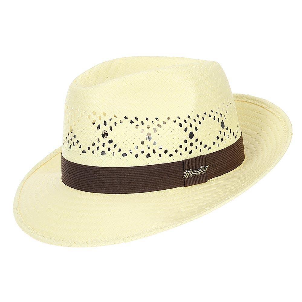 chapéu de palha safari shantung amarelo - mundial 19030. Carregando zoom. c99576895d6