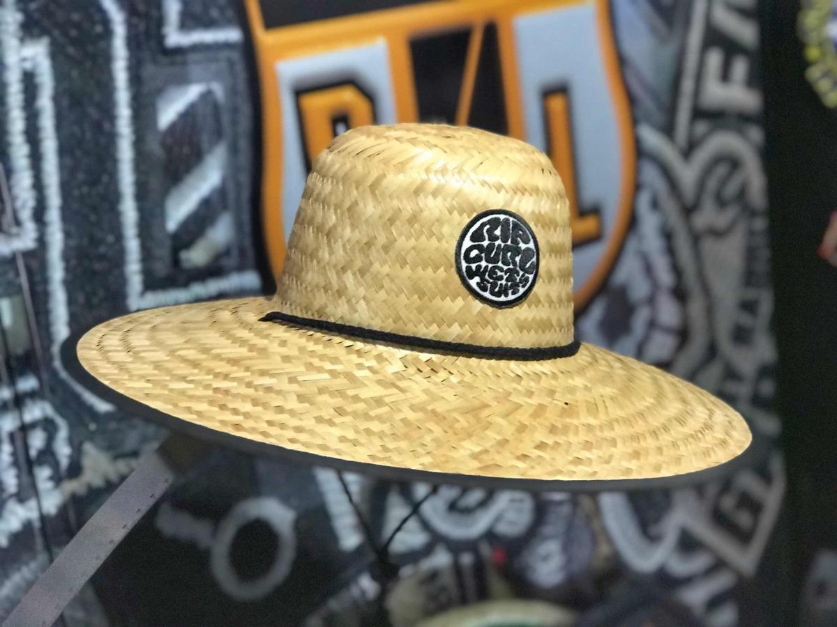 Chapéu De Palha Surf Rip Curl Premium - R  59,90 em Mercado Livre f33d8c6a3a
