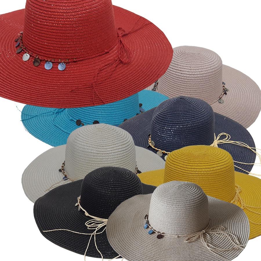 chapéu de praia modelo floppy acabamento perfeito 18 modelos. Carregando  zoom. 4ef30f97716