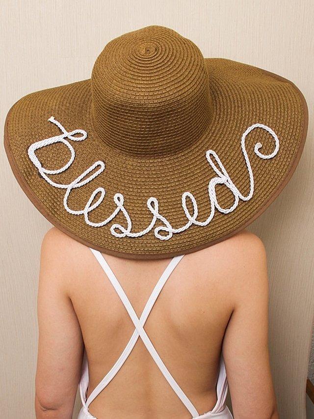 chapéu de praia summer feeling - 21663. Carregando zoom. 8f4f43b4fba