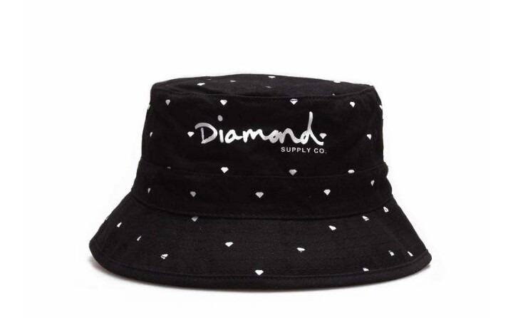 f63b94bec1d56 Chapéu Diamond Supply Co Bucket Hip Hop Diamond Lil Wayne - R  99