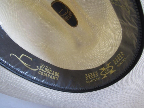 Chapeu Eldorado 20x Crystal Iasmin P55 Aba10 Copa10 Rf014066 - R ... a6c2f59bce6