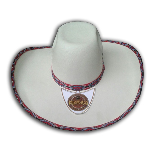 f63f58cd2d70b Chapéu Eldorado Ultimate Navajo Lona Carijo Country Viés - R  172