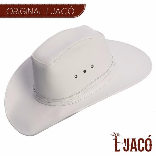 chapéu em couro bovino legitimo modelo padre alexandro