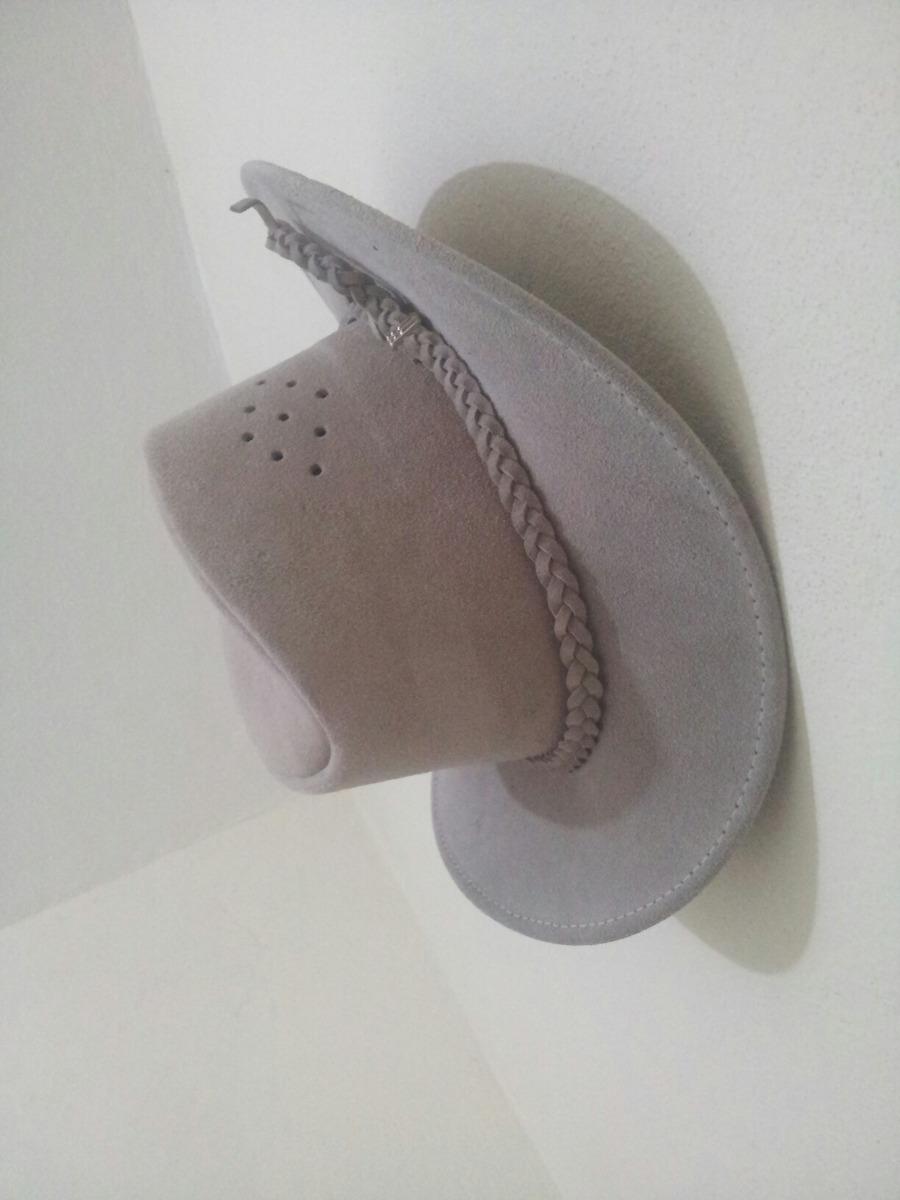 chapéu em couro legitimo infantil menino e menina. Carregando zoom. f13b1b78aba