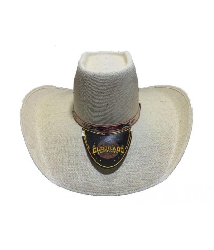 chapeu em lona americano country eldorado bandana tecido. Carregando zoom. 4446aad540b