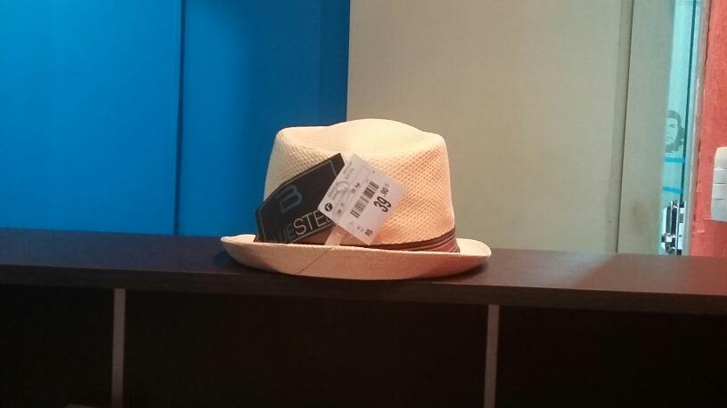 97a3800656e79 chapéu em palha masculino lojas renner promoção. Carregando zoom.
